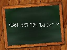 Ardoise talent