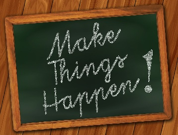 TABLEAU make things happen